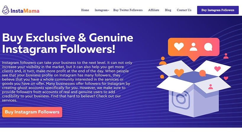 InstaMama Review: Real Social Media Engagement or Not?