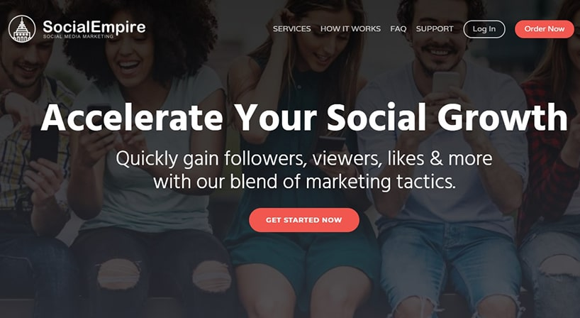 SocialEmpire Review: Check Out Their High Performing Social Media Services