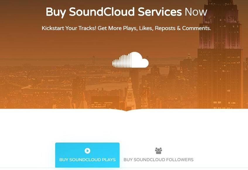 SocialEmpire SoundCloud Services