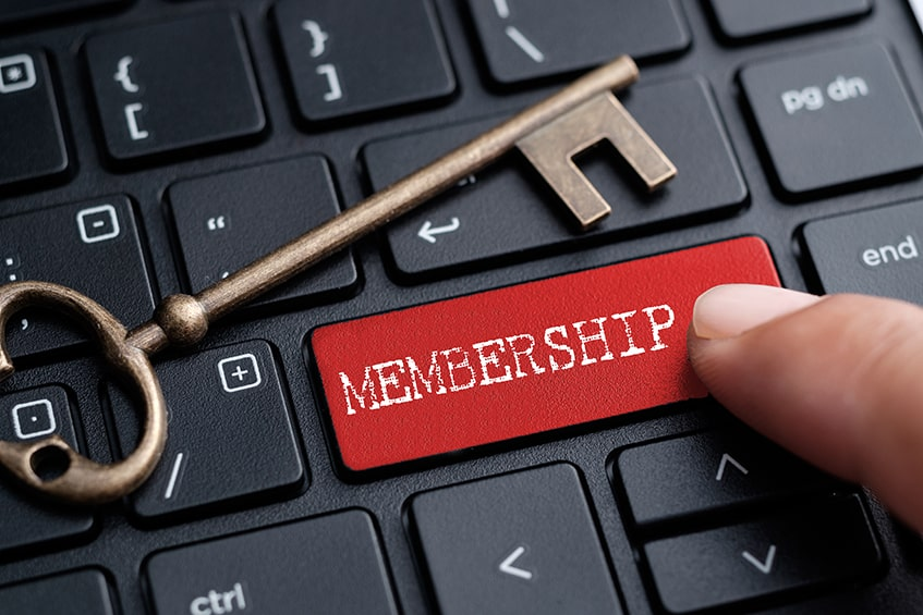 Consider Membership