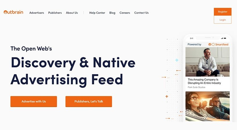 Outbrain Review: Native Advertising on Desktop & Mobile