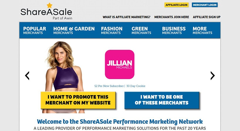 ShareASale Review: How to Take Advantage of This Affiliate Marketing Platform