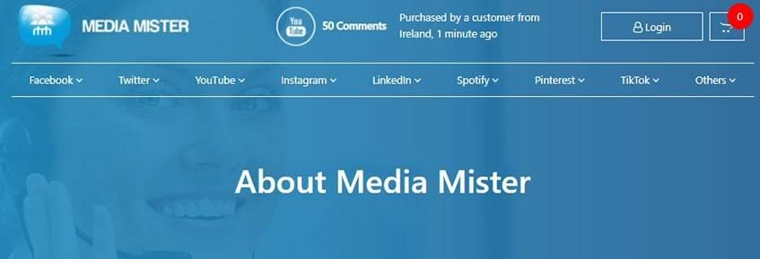 Media Mister Review
