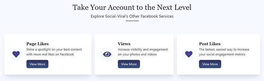Social Viral Supported Networks Facebook