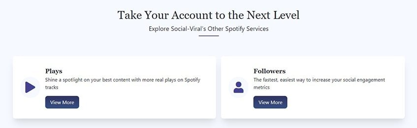 Social Viral Supported Networks Spotify