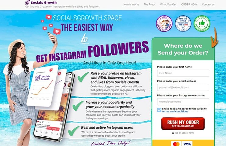 Socials Growth Review: The Perfect Instagram Growth Tool?