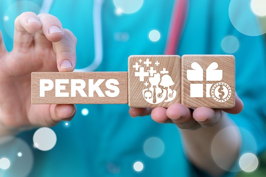 Perks of Marketing