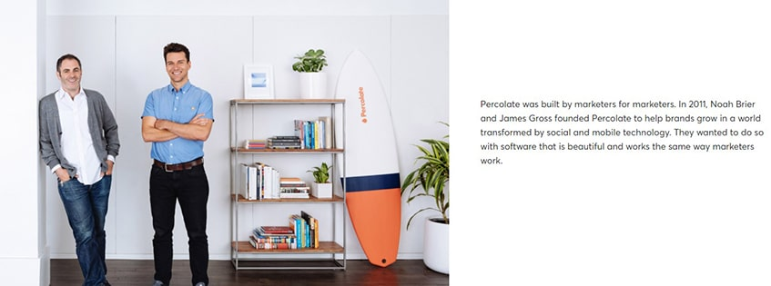 Percolate Background Information