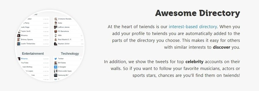 Twiends Work With Influencers