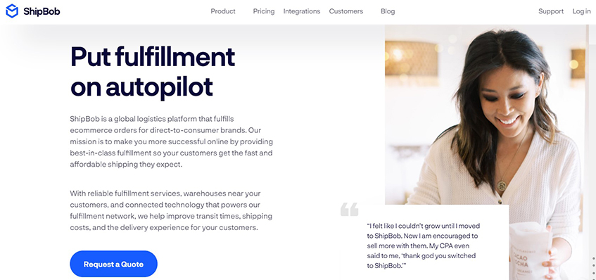 ShipBob Review: An All-in-One Ecommerce Fulfillment and Order Management Solution