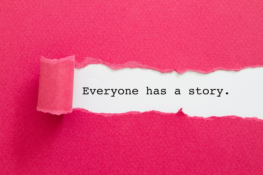 Leverage A Story-telling Approach