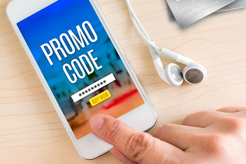 Sale or Promo Codes