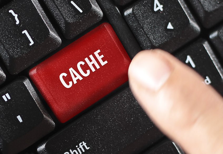 Clear Your Browser Cache