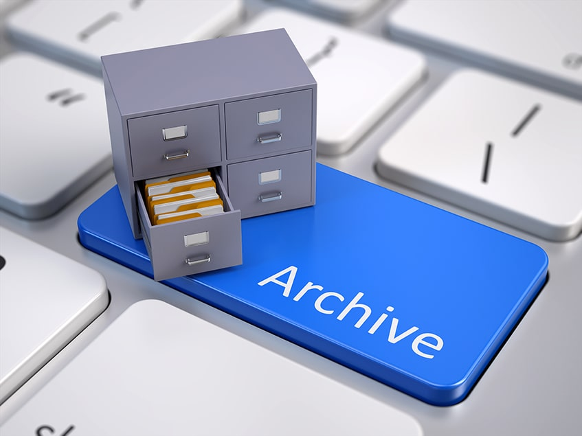 Keep Stories as Archives