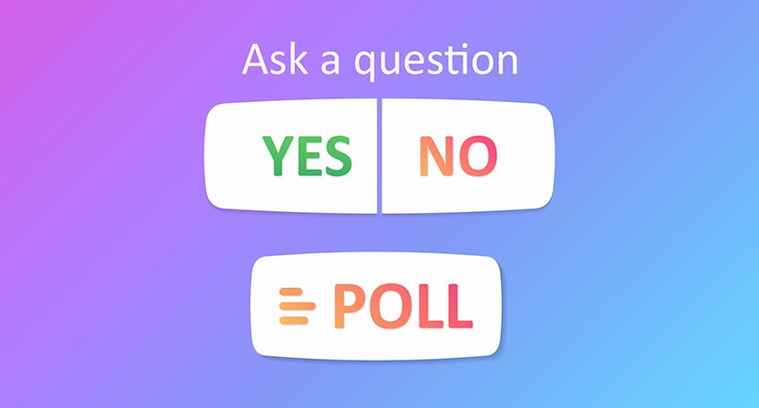 Make Poll Answers Clear