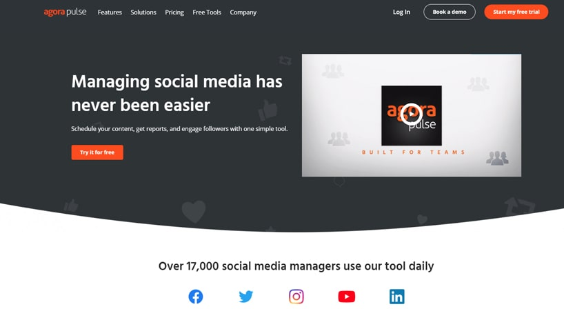 Agorapulse Review: The Missing Piece to Social Media Management