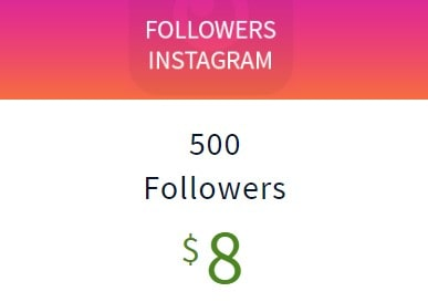 audiencegain 500 ig followers