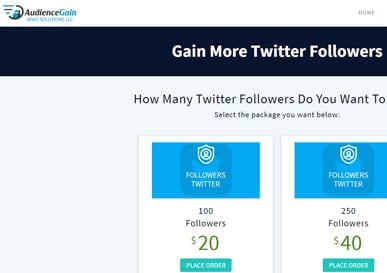 Buy Twitter Followers Guide & Reviews for 2019