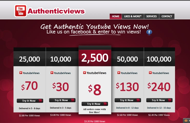 #7 Authentic Views