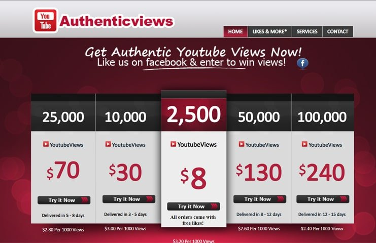 #8 Authentic Views
