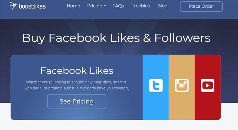 Boostlikes Review: More Likes