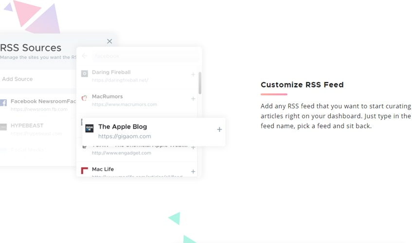 crowdfire-single-review-Adding RSS