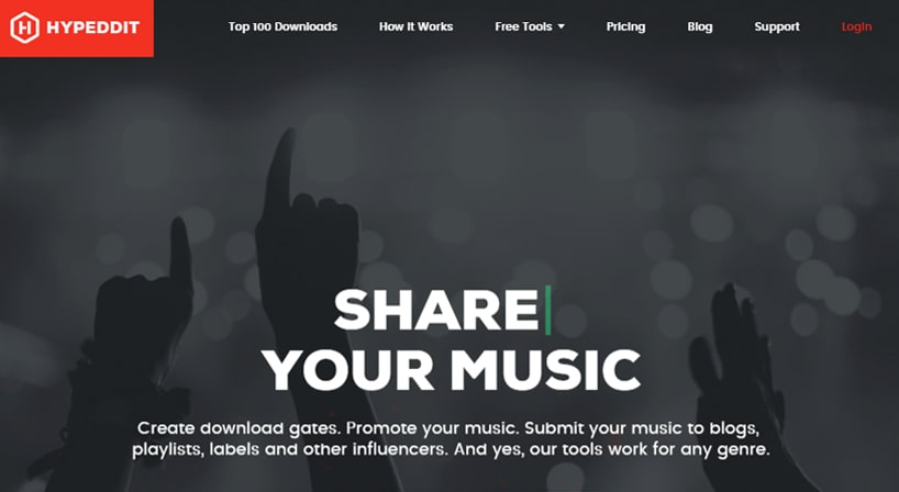 Hypeddit Review: Build Hype With Music Promotion