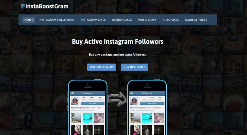 InstaBoostGram Review: Easy Followers