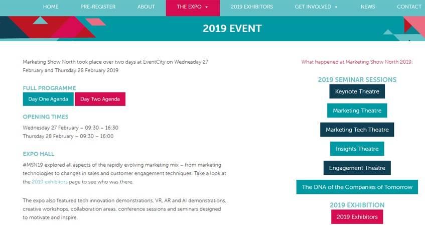 marketing-show-post-social-media-events