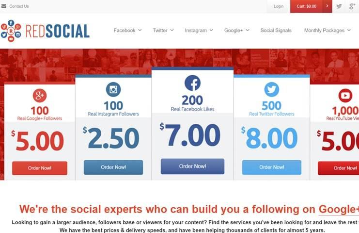 #3 Red Social