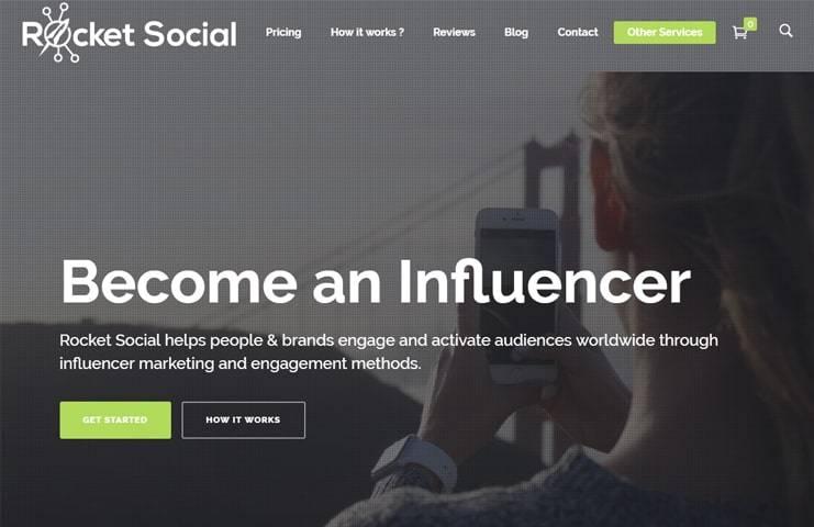 #5 Rocket Social