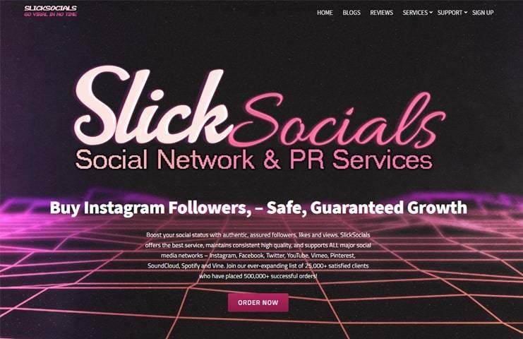 #5 Slicksocials