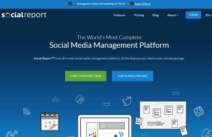 Social Report Main Alternatives