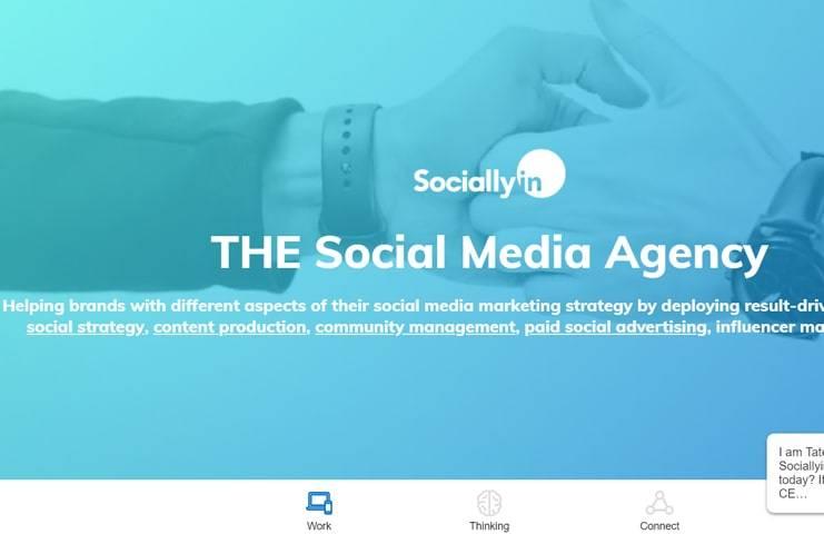 #8 Sociallyin