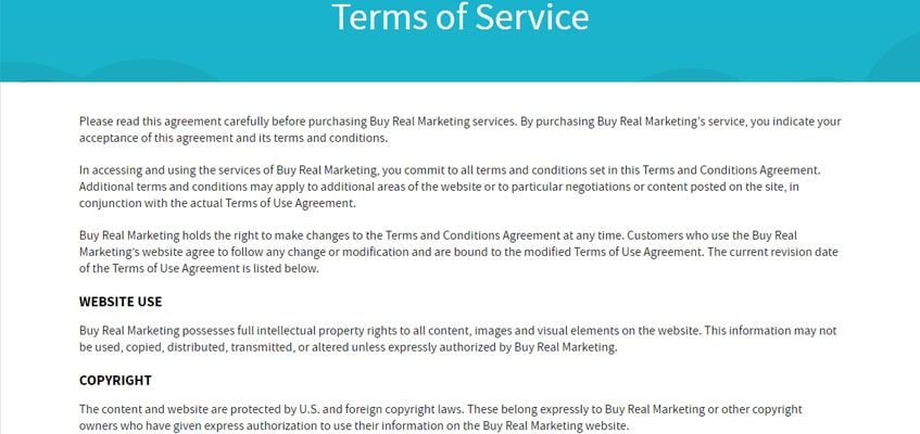 terms-of-services--buyrealmarketing -single-review
